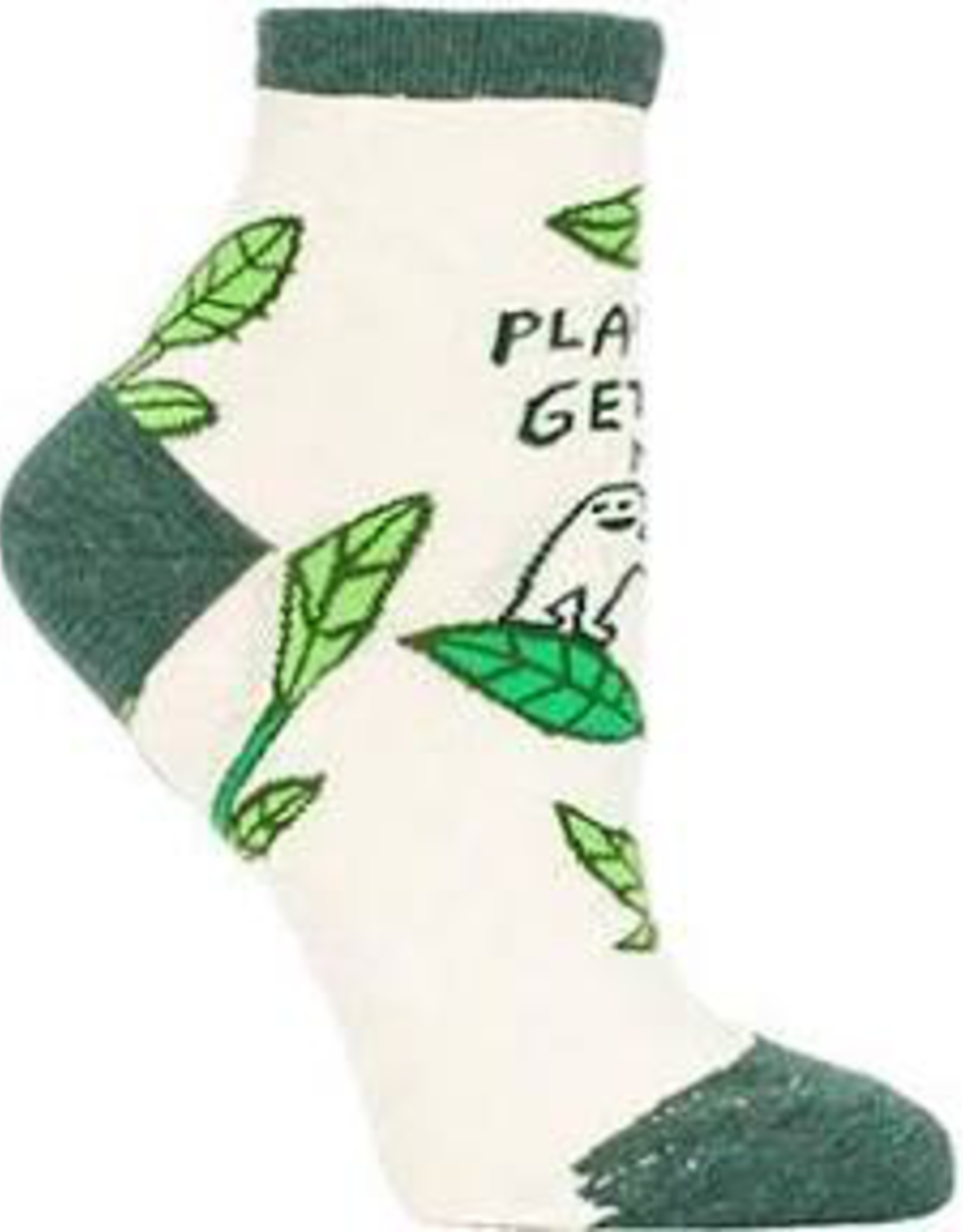Socks (Womens) (Ankle) - Plants Get Me