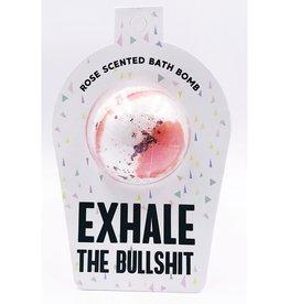 Bath Bomb - Exhale the Bullshit