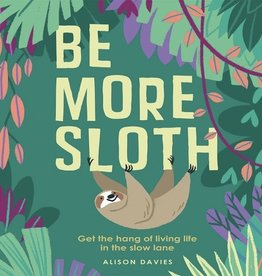 Book - Be More Sloth