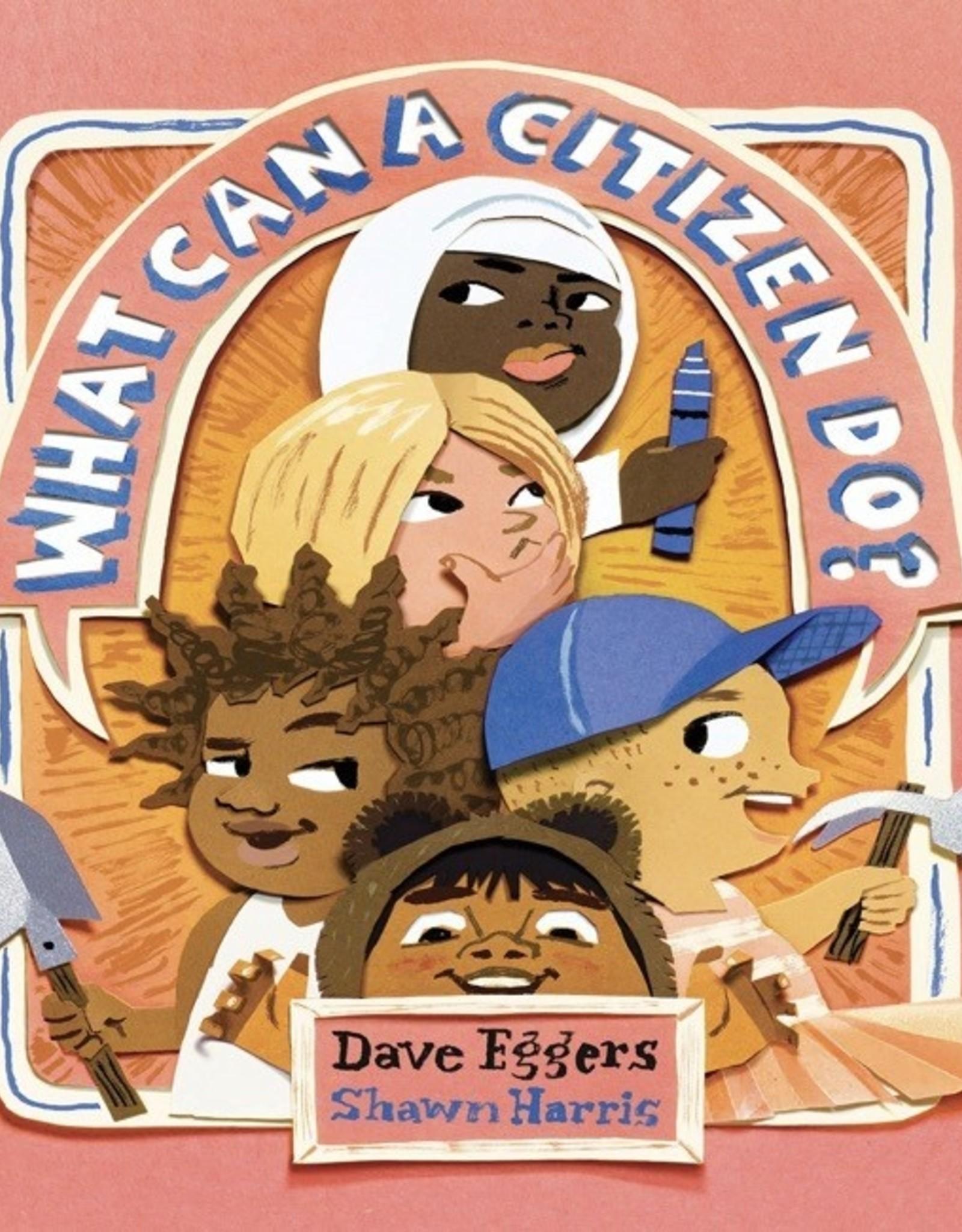 Book - What Can A Citizen Do?