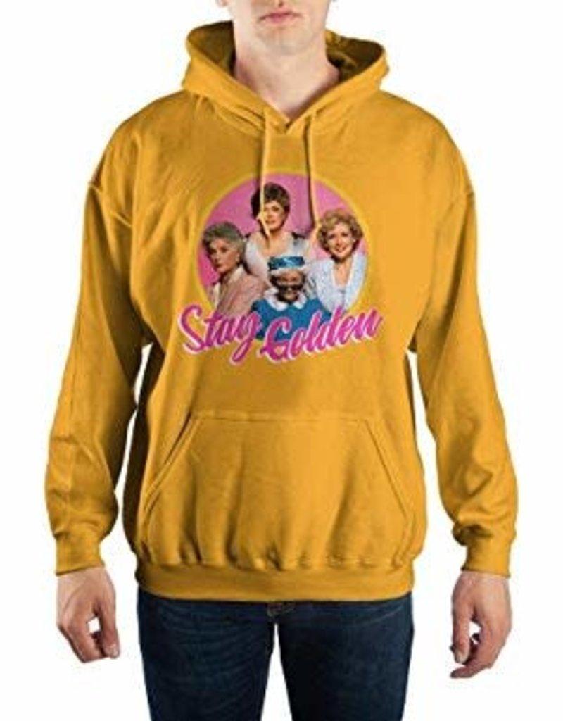 Hooded Sweater - Stay Golden (Golden Girls)