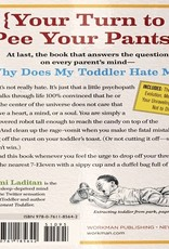 Book - It's Not Your Fault Toddlers Are Assholes