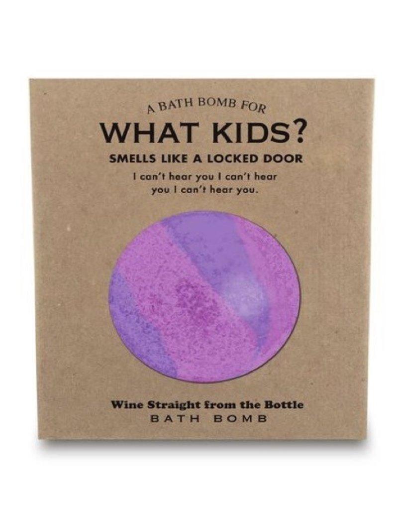 Bath Bomb - What Kids?