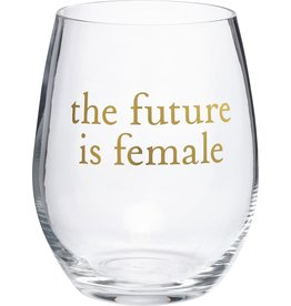 Wine Glass - Future Is Female