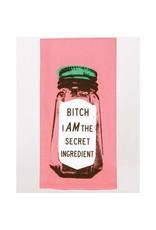Dish Towel (Premium) - Bitch I Am The Secret Ingredient