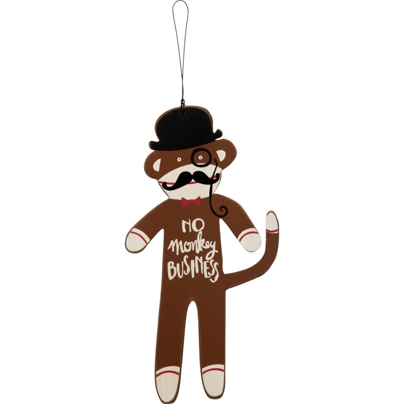 Ornament - Monkey Business