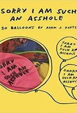 Balloons - Sorry I Am Such An Asshole (10 Pack)