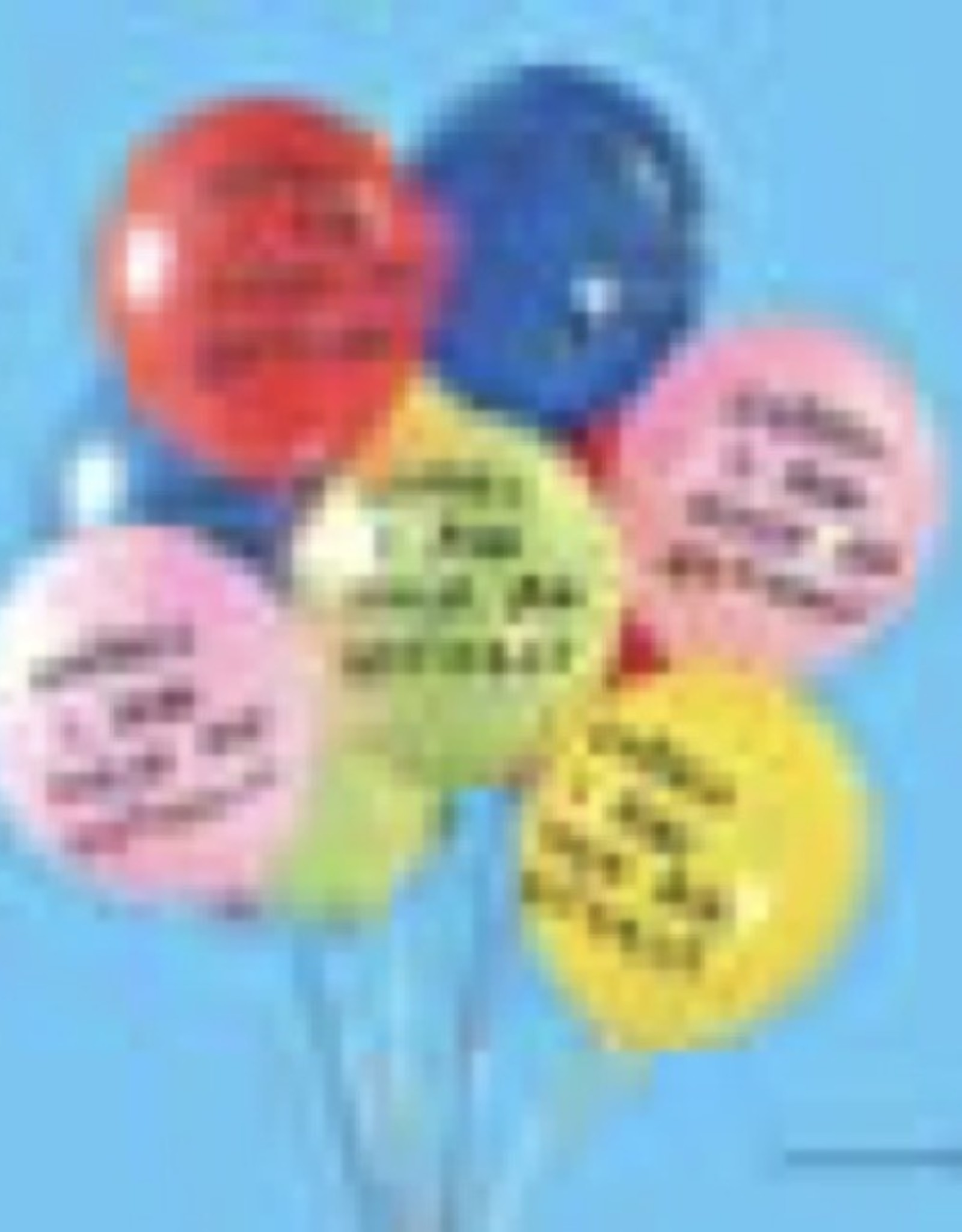 Balloons (10 Pack) - Sorry I Am Such An Asshole
