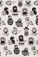 Dish Towel (Premium) - Trust The Beard