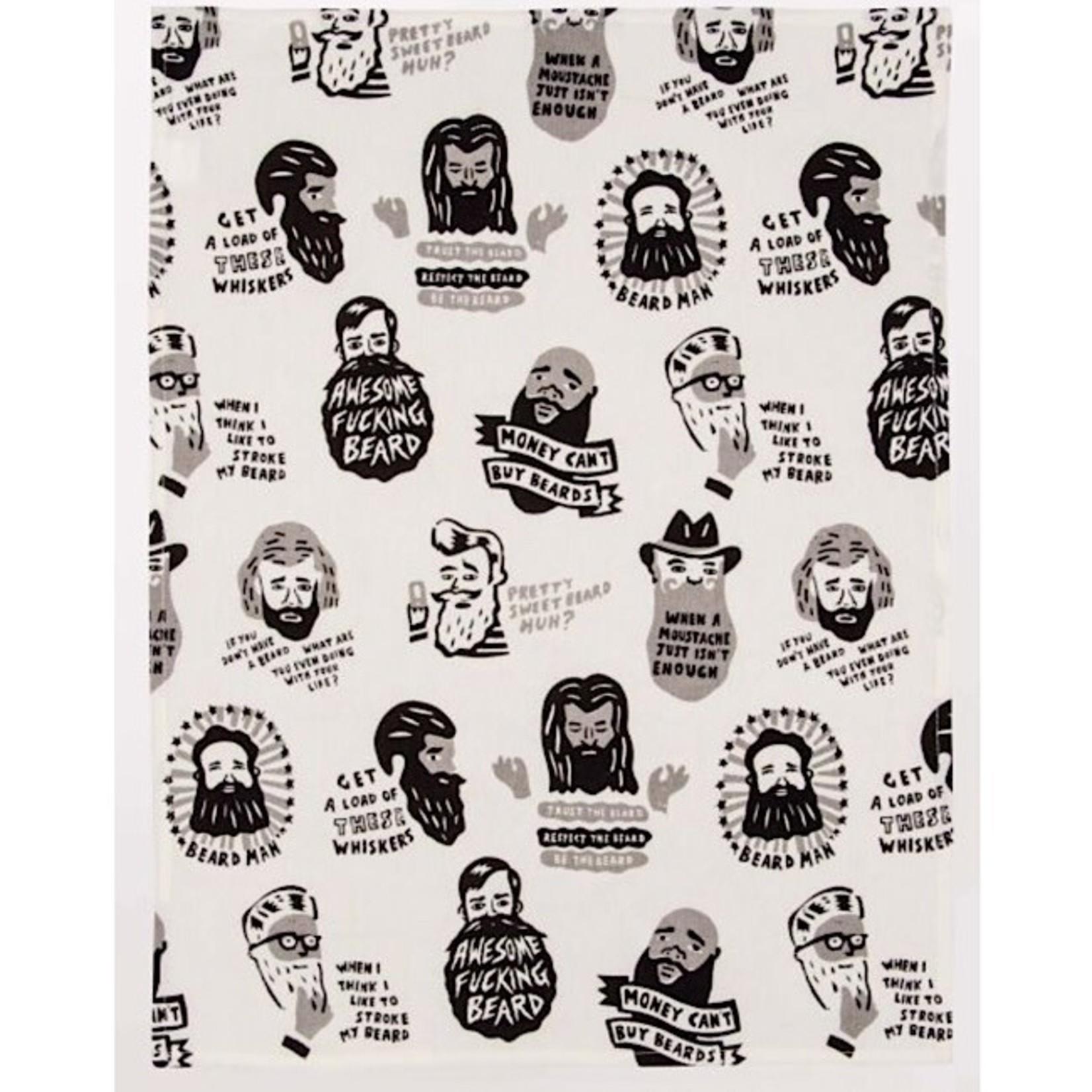 Dish Towel (Premium) - Trust The Beard