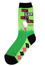 Socks (Womens) - Eat Sleep Play Golf