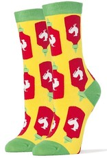 Socks (Womens) - Holy Sriracha!
