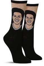 Womens Socks - Michelle Obama
