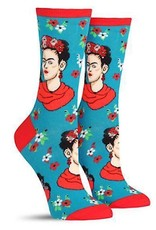 Womens Socks - Frida Kahlo