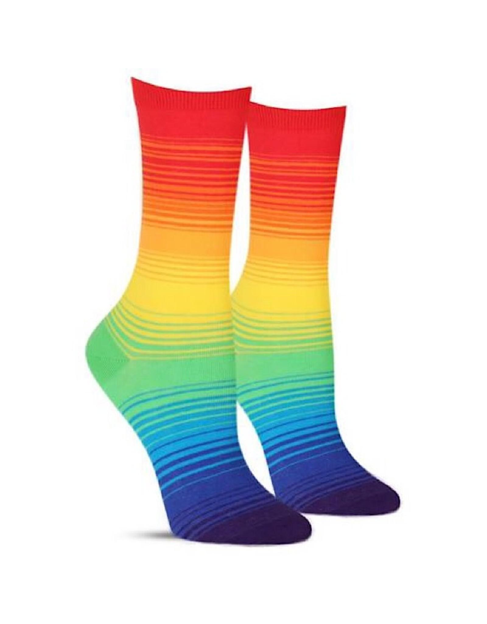 Socks (Womens) - Rainbow