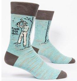 Socks (Mens)  - Fuck This Shit