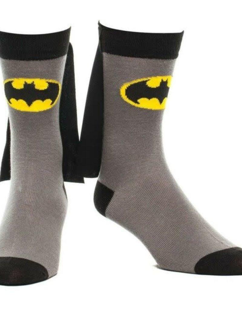 Mens Socks - DC Batman Cape