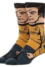 Socks (Mens)  - Star Trek James T Kirk