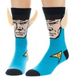 BioWorld Mens Socks - Star Trek Spock