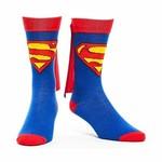 Socks (Mens)  - DC Superman Cape