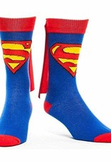 Socks (Mens)  - DC Superman Cape
