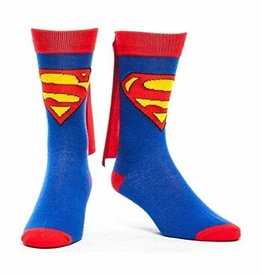 Mens Socks - DC Superman Cape