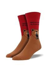 Socks (Mens)  - Hangry Bear