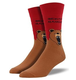 Socks (Mens)  - Hangry Bear