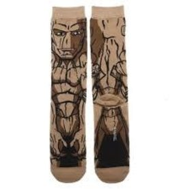 Mens Socks - Marvel Groot