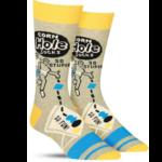 Socks (Mens)  - Corn Hole, Fling It In