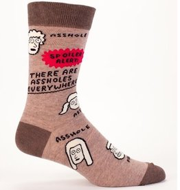 Mens Socks - There Are Assholes Everywhere