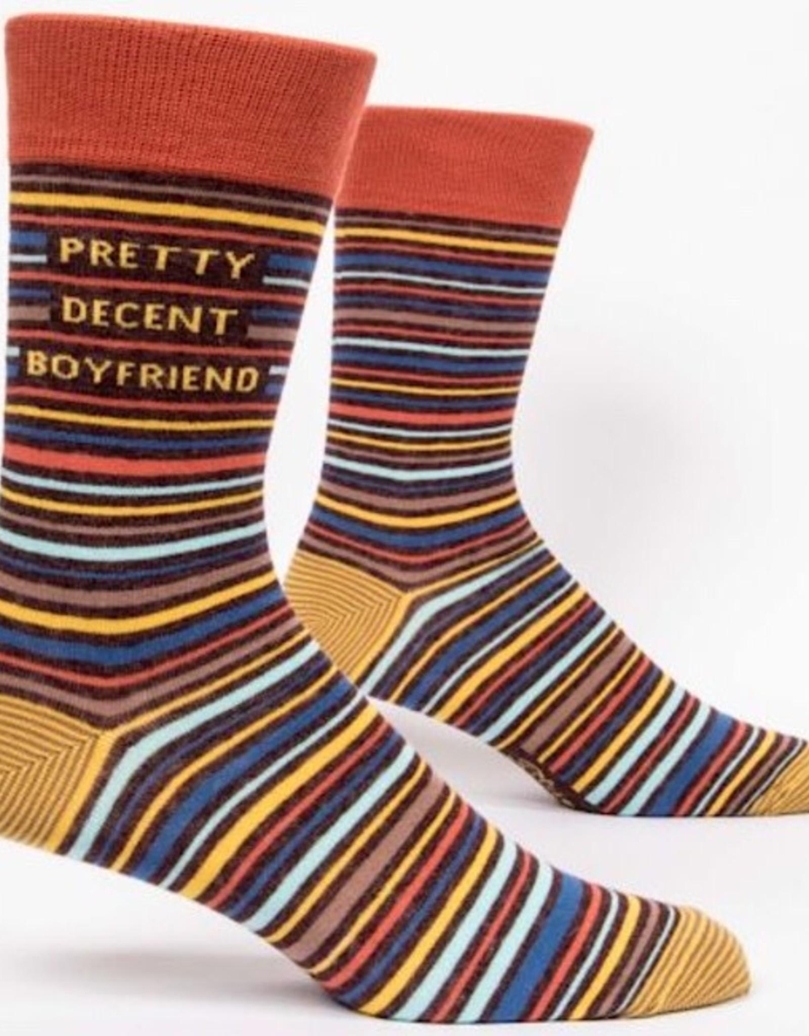 Socks (Mens)  - Pretty Decent Boyfriend