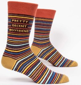 Socks (Mens)  - Pretty Decent Boyfriend