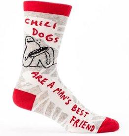 Blue Q Mens Socks - Chilidogs