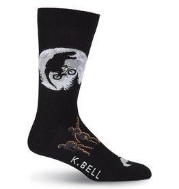 Mens Socks - T Rex ET