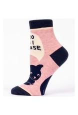 Socks (Womens) (Ankle) - I Do As I Please