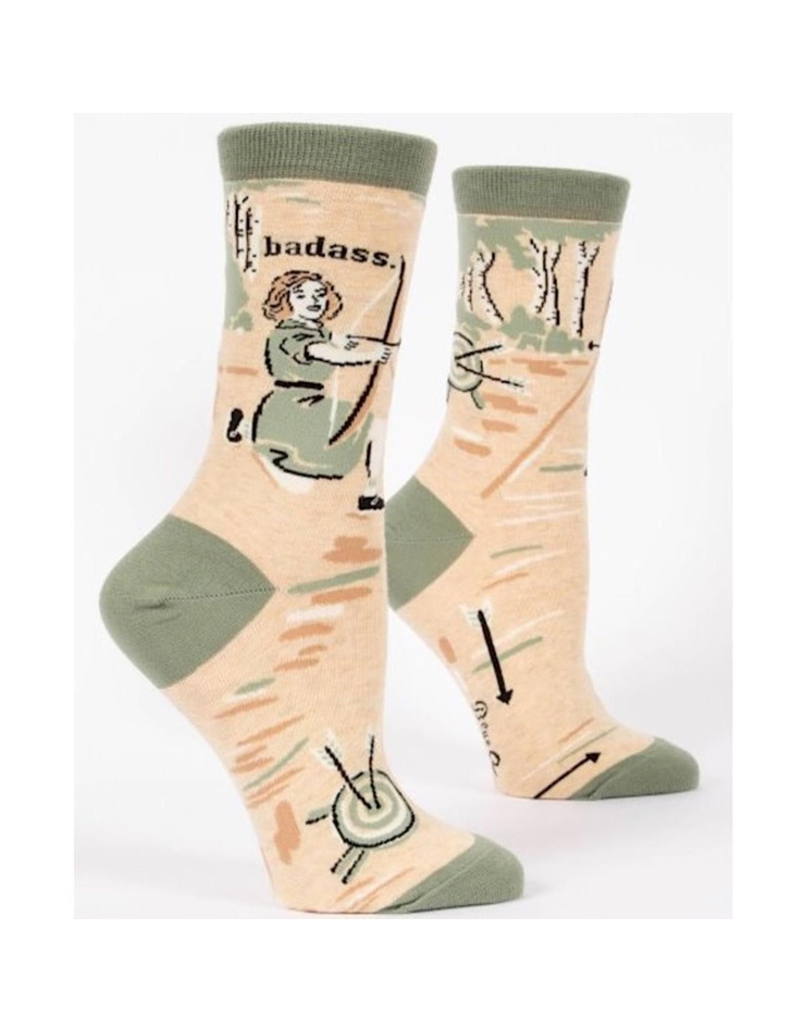 Socks (Womens) - Badass Archer
