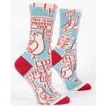 Socks (Womens) - This is My Protest