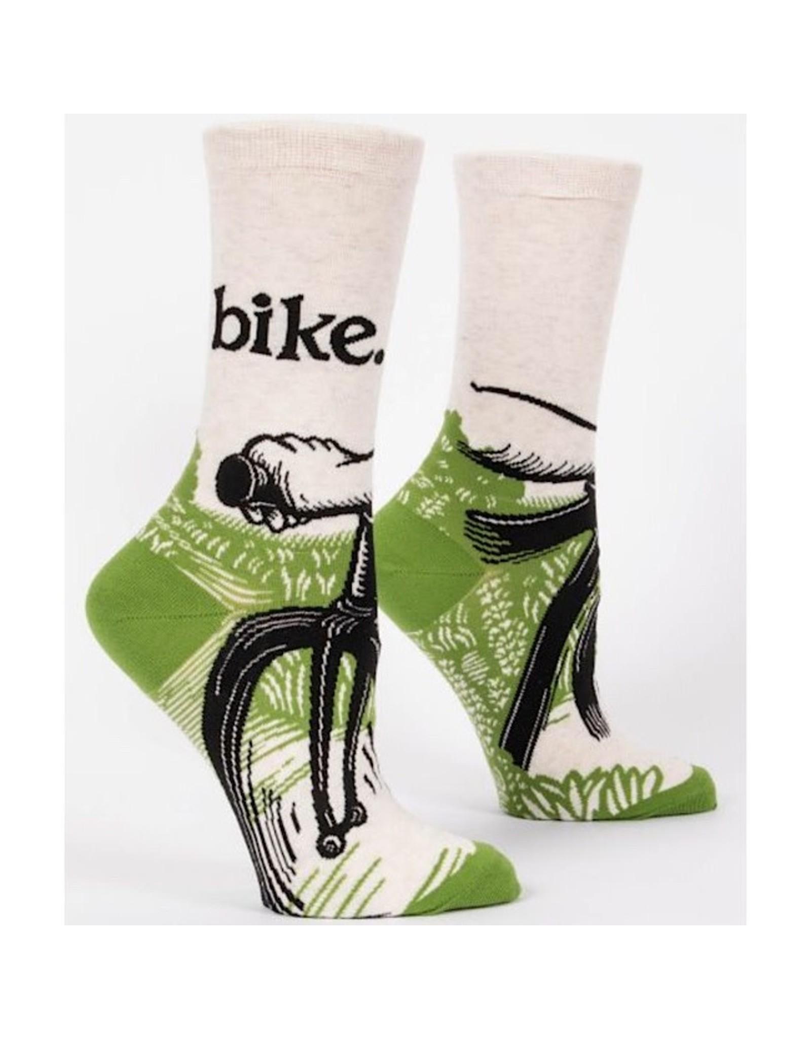Socks (Womens) - Bike Path