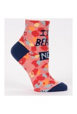 Socks (Womens) (Ankle) - I'll Behave Never