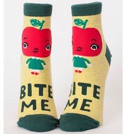 Socks (Womens) (Ankle) - Bite Me