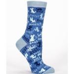 Socks (Womens) - Dogs