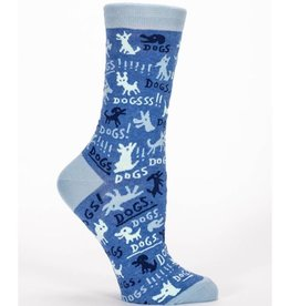 Womens Socks - Dogs