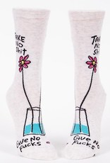 Socks (Womens) - Take No Shit Give No Fucks