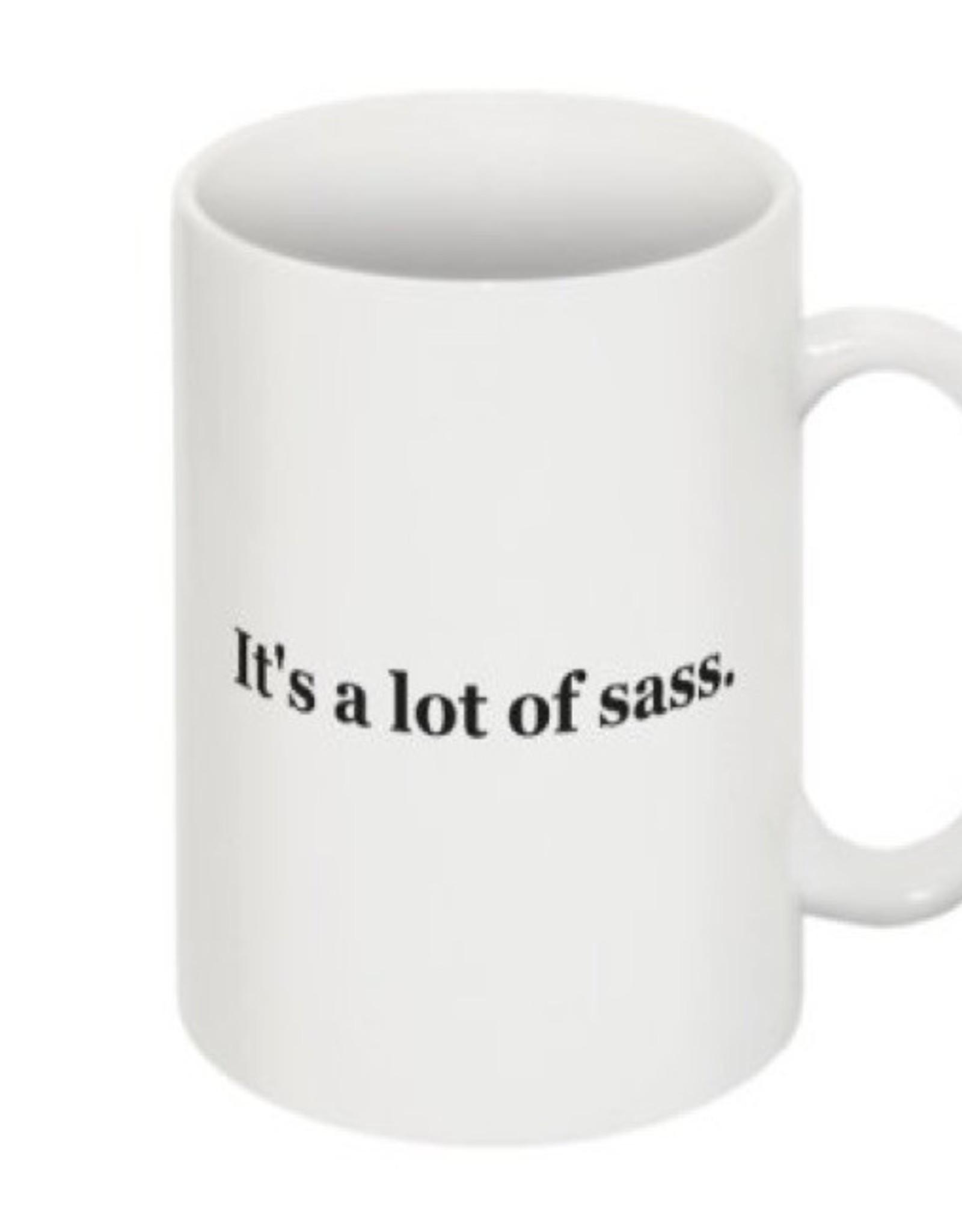 Mug - Old Town Too Sassy