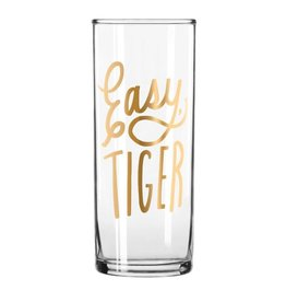 Highball Glass - Easy, Tiger