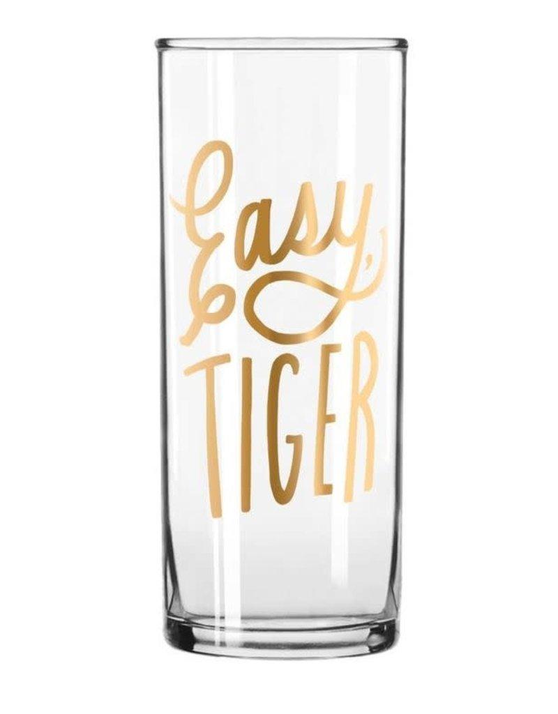 Highball Glass - Easy, Tiger