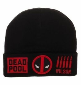 BioWorld Hat - Marvel - Dead Pool (Knitted)
