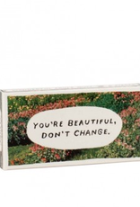 Gum - Youre Beautiful, Dont Change