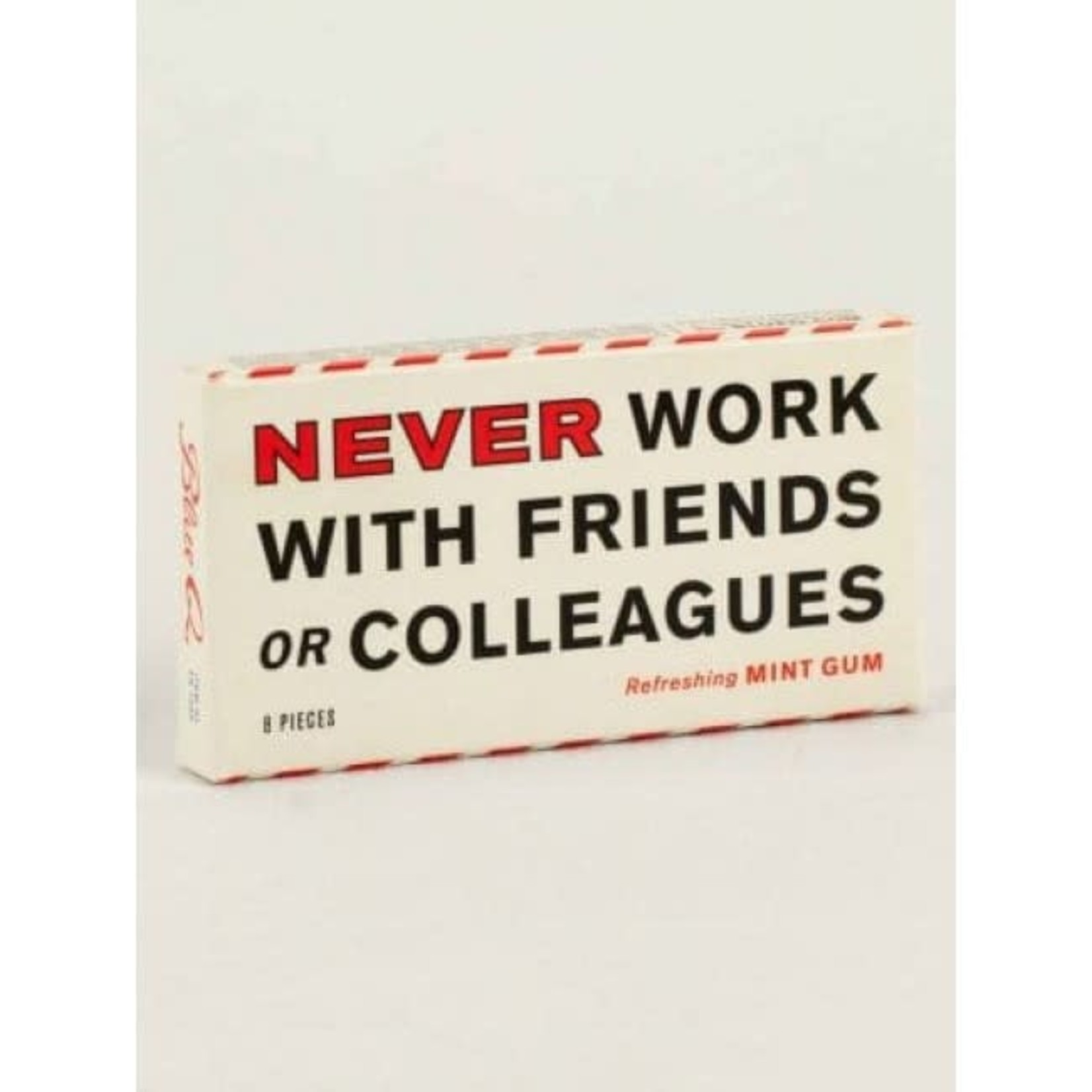 Gum - Never Work With Friends Or Colleagues